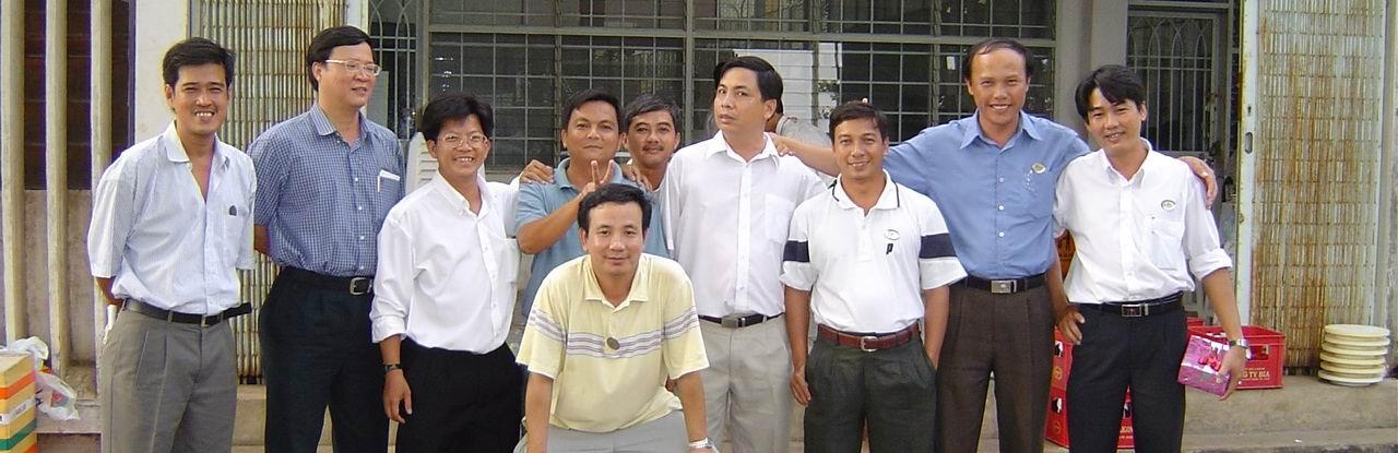 Cựu sinh viên cơ khí 82